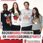 TEAMASSENT for Christmas Jumper Day