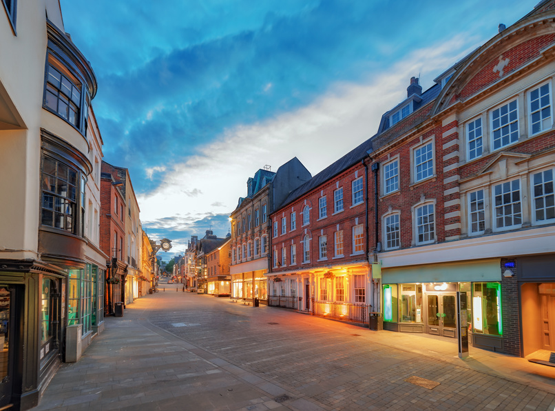 ISO Consultants in Winchester