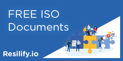 Free ISO Documents by Resilify IO